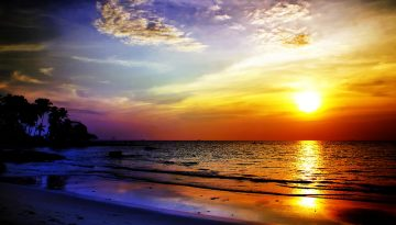 Wallpaper-Sunset-Landscape