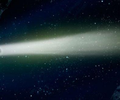comet-oxygen