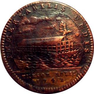 Monedă regală franceză, 1742