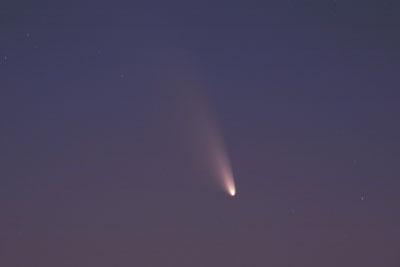 Această cometă este desemnată 2011 L4, cunoscută și sub numele de cometa PANSTARRS. Cometa PANSTARRS este numită după proiectul de cercetare care a descoperit-o. PANSTARRS este un acronim pentru Panoramic Survey Telescope and Rapid Response System (n. t., Telescopul de Studiu Panoramic și Sistem de Răspuns Rapid). Telescopul PANSTARRS se află pe vârful vulcanului Haleakala din Hawaii. Sistemul PANSTARRS realizează astrometrie optică și fotometrie utilizând o gamă de camere CCD de 1,4 gigapixeli. Se utilizează pentru a detecta multe obiecte slab vizibile, inclusiv obiecte din apropierea Pământului, asteroizi, comete și obiecte din centura Kuiper. PANSTARRS a fost folosit pentru a detecta cometa C/2014 S3.