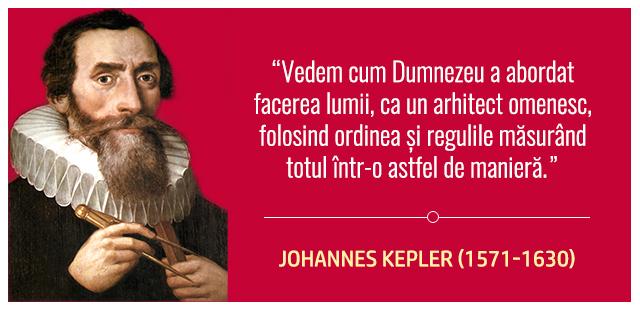 Viața marelui matematician și astronom Johannes Kepler, un mărturisitor al  Creatorului   Centrul de Studii privind Facerea Lumii