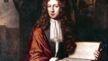 M0006615 Portrait of The Honourable Robert Boyle (1627 - 1691)