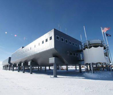 Stația de la Polul Sud a lui Amundsen–Scott