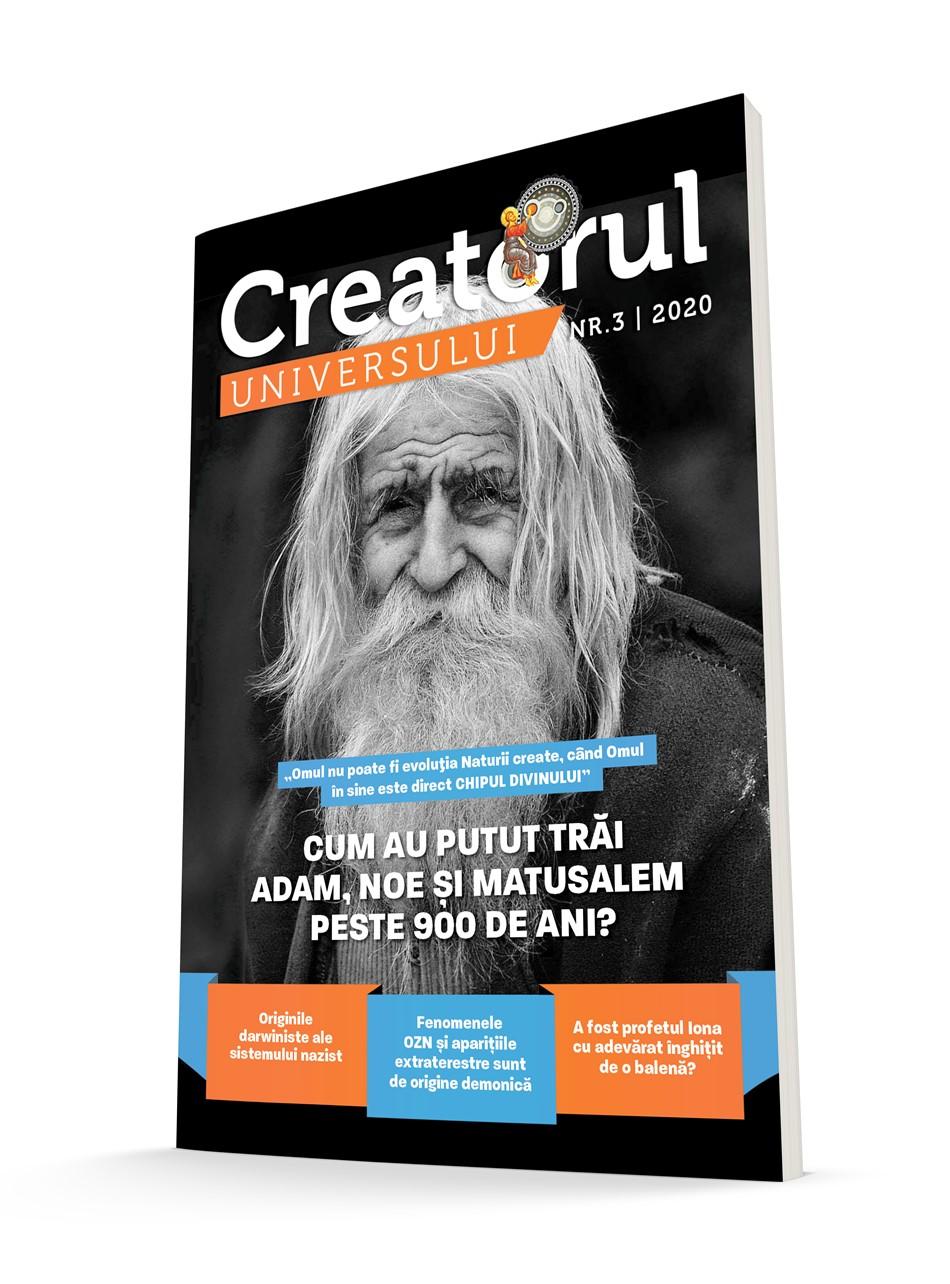 Revista Creatorul Universului nr.3 / 2020